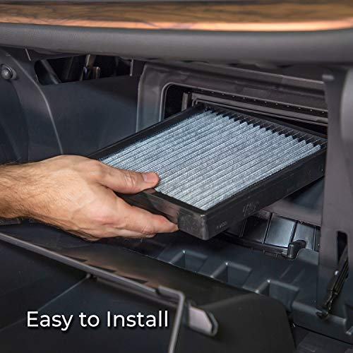 K&N VF3004 Washable & Reusable Cabin Air Filter Cleans and Freshens Incoming Air for your Honda, Acura by K&N (Image #4)