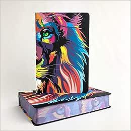 Bíblia NVT LG ST - Lion Color