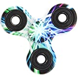Ideal for people trying to quite nail biting, smoking, leg shaking and all type of attention disorder issues. Looking for a sneaky, fun tool that can help you put stress and anxiety. If you or your loved one has ADHD anxiety, this 360 Spinner will he...