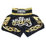 Classic Muay Thai Kick Boxing Shorts : CLS-001