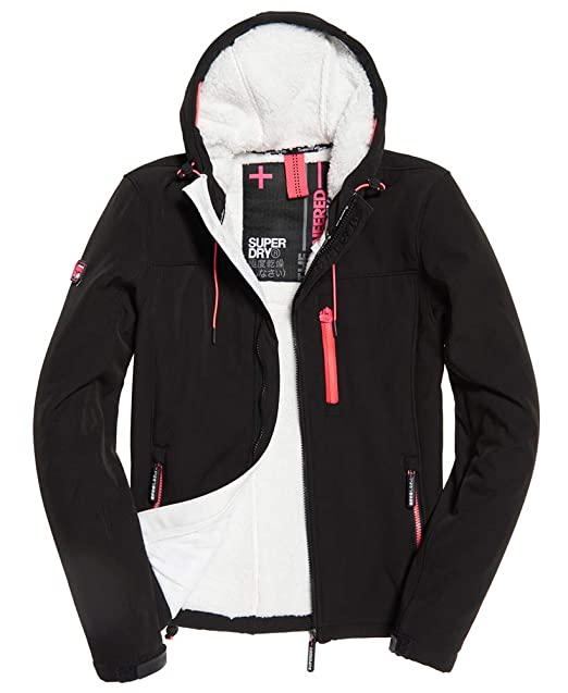 Amazon.com: Superdry SD-Windtrekker - Chaqueta con capucha ...