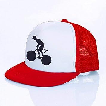 DZPHUI Gorra De Béisbol Hombres Mujeres Mountain Bike Snapback Cap ...