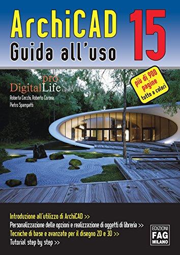 Amazon com: ArchiCAD 15 - Guida all'uso (Italian Edition
