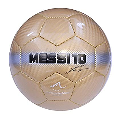 Amazon.com   Baden Messi Mini Soccer Ball (Size 2)   Sports   Outdoors 264349e5d2be8