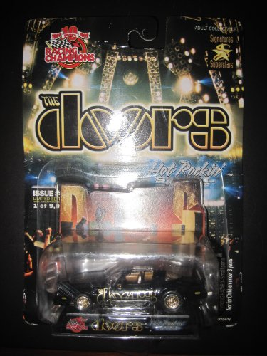 The Doors - Racing Champions Issue #40 Die Cast Car, Limited Edition
