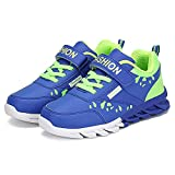 T-JULY Kids Sneakers Sport Trainer Running Footwear Anti-Slippery Leather Children Shoes Boys Casual Breathable Trainers