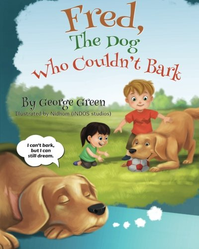 Fred, The Dog Who Couldn't Bark ebook