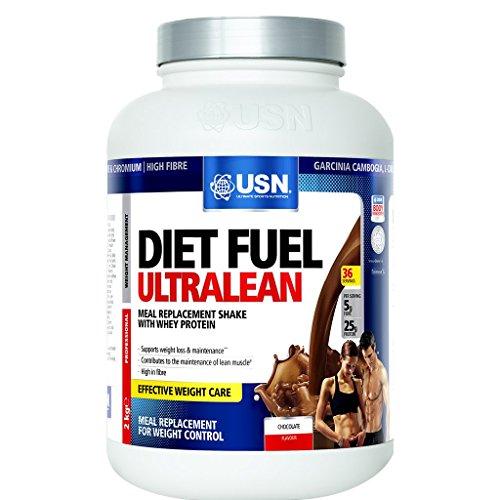 USN - Diet Fuel Vanilla | 2000g