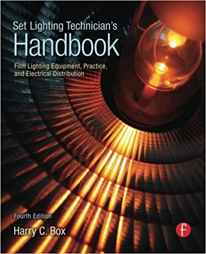 lighting technician. set lighting technicianu0027s handbook film equipment practice and electrical distribution 4th edition technician