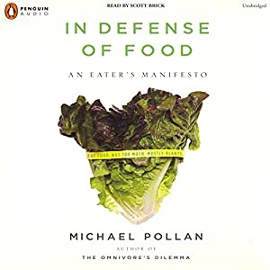 In Defense of Food Audiobook