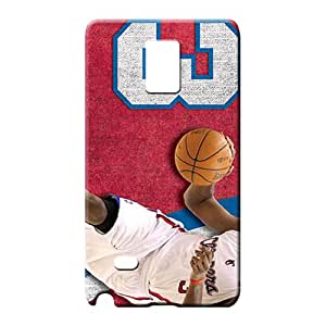 samsung note 4 Shock Absorbing Designed Back Covers Snap On Cases For phone mobile phone carrying covers los angeles clippers nba basketball