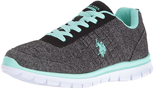 U.S. Polo Assn.(Women's) Women's Cece Fashion Sneaker