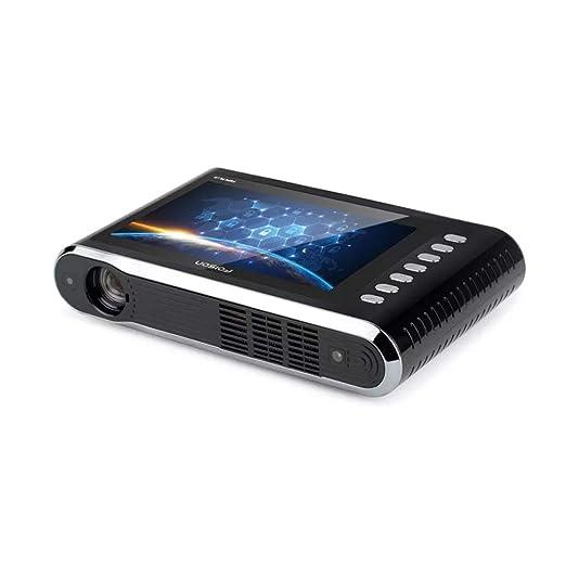 GWX Nuevo Proyector De Pantalla Táctil 4k, WiFi Bluetooth De ...