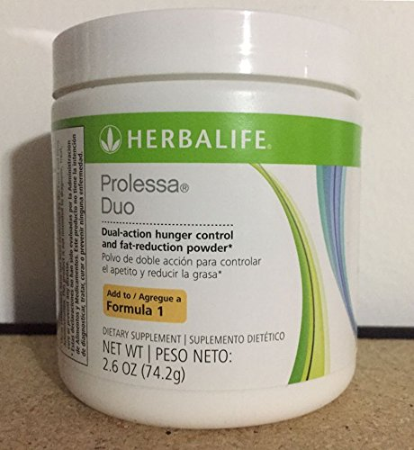 New Herbalife PROLESSA DUO - Weight Management Powder (7 Day) by Herbalife
