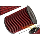 Rtunes OEM Replacement High Performance Flow Drop-In Panel Dry Air Filter 1540