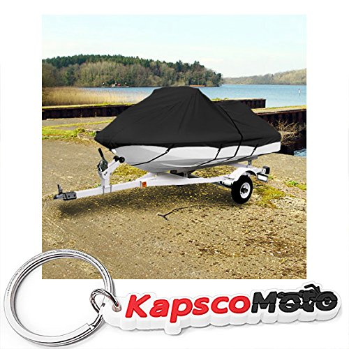 Black Trailerable PWC Personal Watercraft Cover Covers Fits 2-3 Seat Or 139