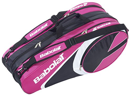 Babolat Racket Holder X12 Club Line Pink Tennistasche