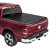 "TruXedo TruXport Soft Roll Up Truck Bed Tonneau Cover | 285901 | fits 2019 - 2020 New Body Style Ram 1500 with or without Multi-Fucntion (Split) Tailgate 5'7"" bed"