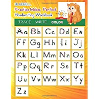 BLUEBELL Practice Makes Perfect Handwriting Workbook