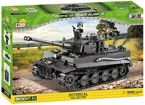 Haynes Manual World War II German Tiger Tank Panzerkampfwagen VI Tiger I Ausf E