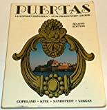 img - for Puertas a la lengua espan ola (Spanish Edition) book / textbook / text book