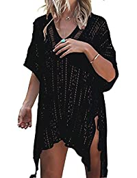 Swimsuit Bikini Bathing Swimwear Crochet Cover up