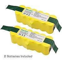 Kastar 2 Pack Battery 3500mAh for iRobot Roomba 500 510 530 531 532 533 535 536 540 545 550 551 552 560 562 565C 570 580 581 585 595 600 610 611 620 625 625 630 660 700 760 770 780 790 800 870 880
