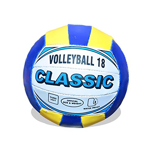 Gyronax Classic Volleyball, Size 4, Multicolour