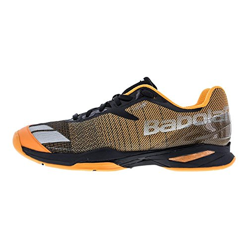 Babolat Men's Jet All Court Tennis Shoe, Orange Orange