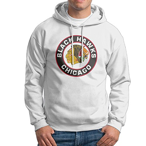 Best Chicago Blackhawks Circle Logo Design Pullover Hoodies