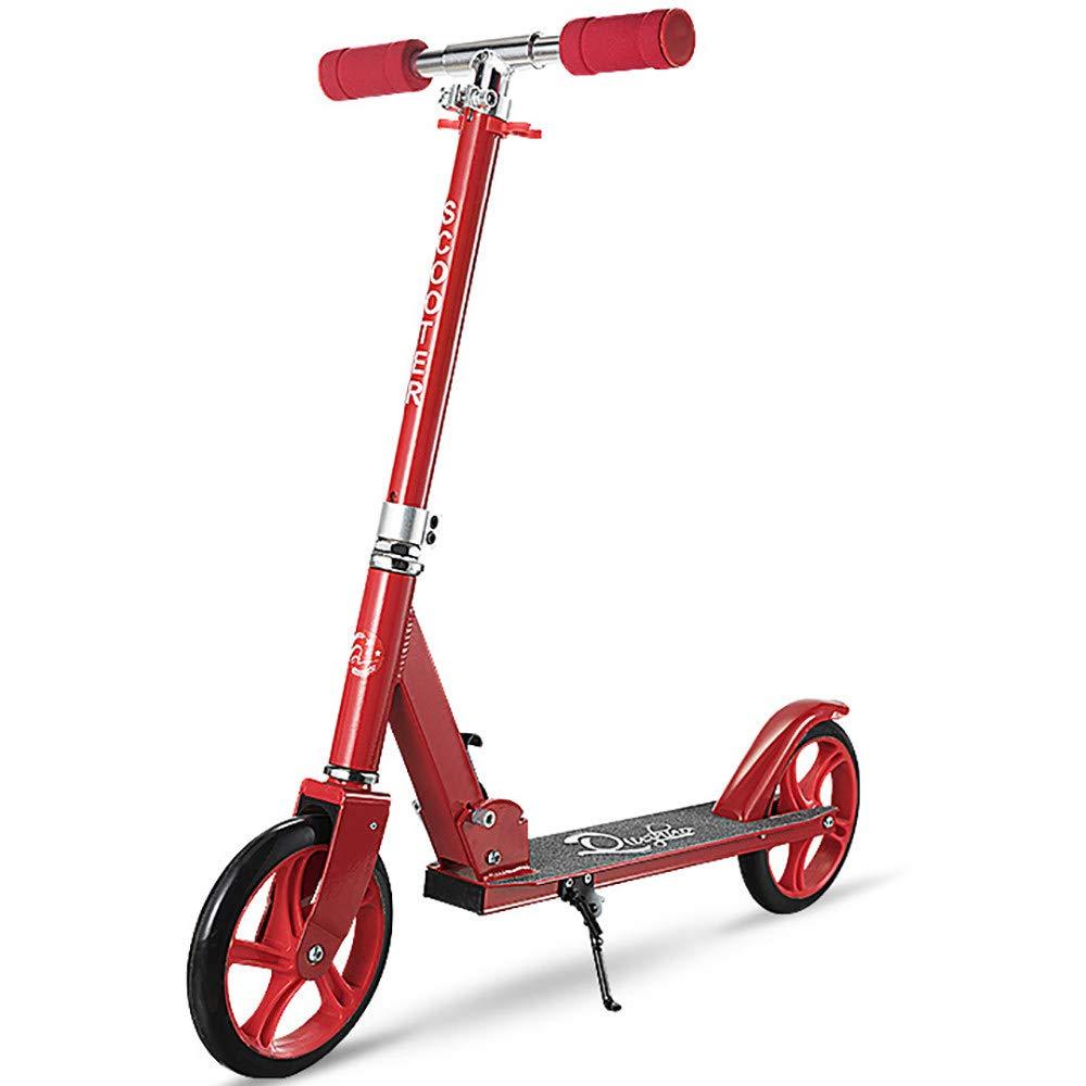 CHHMAELOVE PáTinete De Aluminio Kick Scooter Plegable ,Kick ...