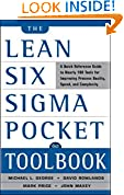 #3: The Lean Six Sigma Pocket Toolbook: A Quick Reference Guide to 100 Tools for Improving Quality and Speed