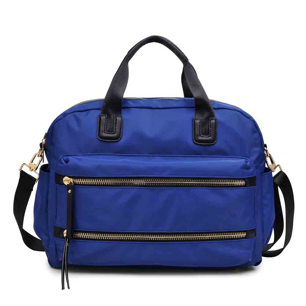 Sol and Selene Water Repellent Everywhere All Multi-Functional & Stylish Satchel- Assorted Colors