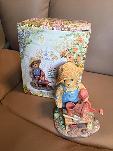Cherished Teddies Tristan Collector's Club 2002 Figurine ()