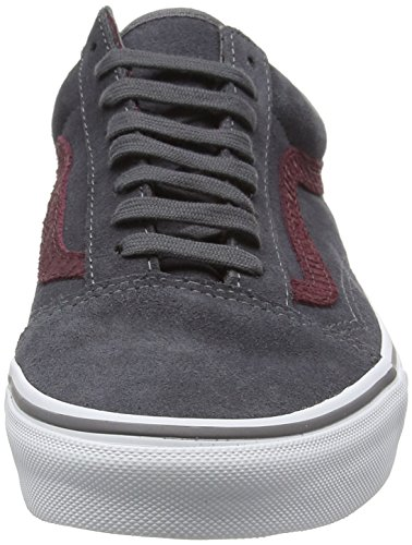 Vans Männer Old Skool Core Classics Grau / Port Royal