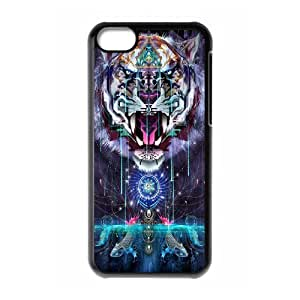 Iphone 5C Eyes Phone Back Case Personalized Art Print Design Hard Shell Protection MN086061