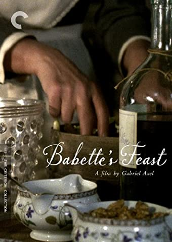 Babette's Feast (Criterion Collection) (Babettes Feast Dvd)