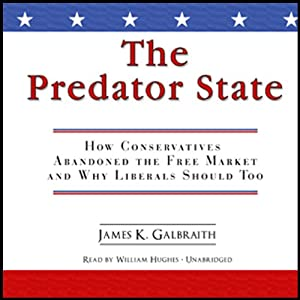 The Predator State Audiobook