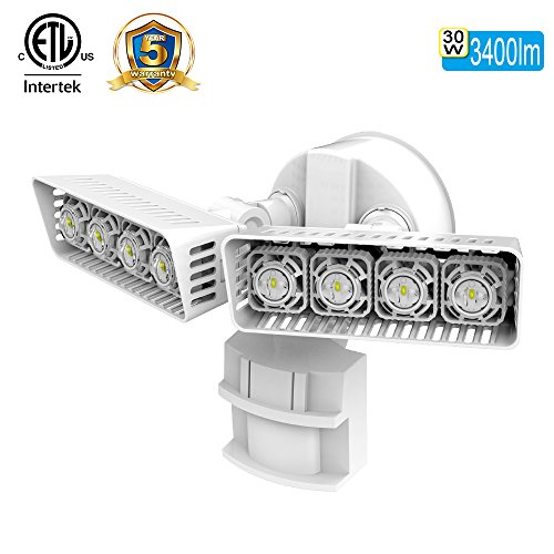 Outdoor Led Motion Light Fixtures - 9
