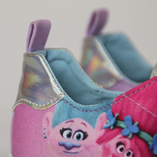 TROLLS - Zapatillas deportivas Trolls vulcanizadas