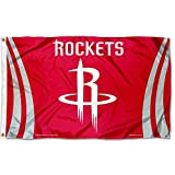 WinCraft NBA Houston Rockets Flag 3x5 Banner
