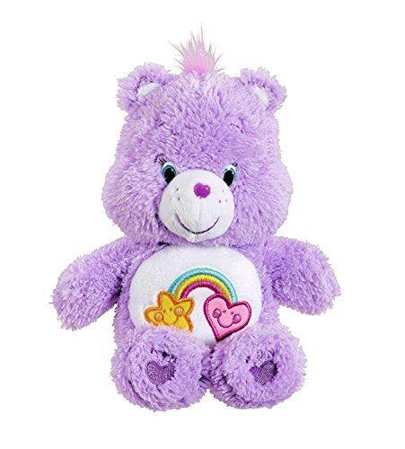 Just Play Care Bear Fluffy Friends Bean Best Friend Plush (Care Bear Plush)