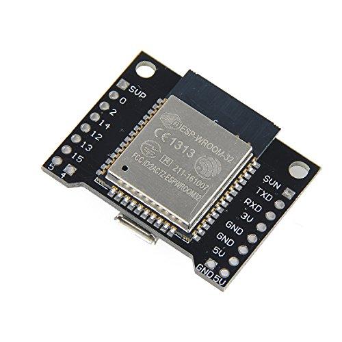 Makerfocus ESP32 Development Board WiFi Bluetooth Dual Module ESP WROOM 32 Wemos Lolin for Arduino