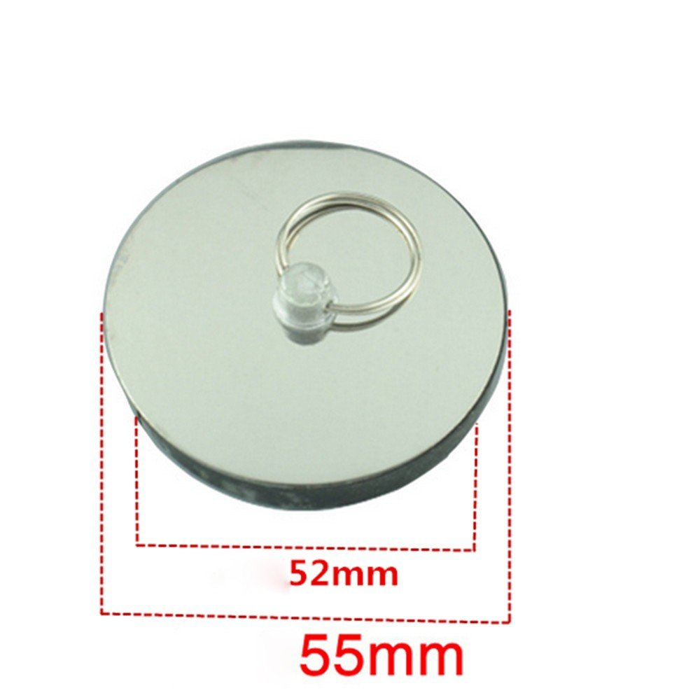 FYH Shop Plug stainless steel sink cap,Common cover 34-35mm