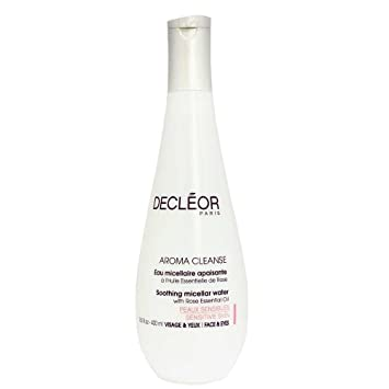 decleor soothing micellar water