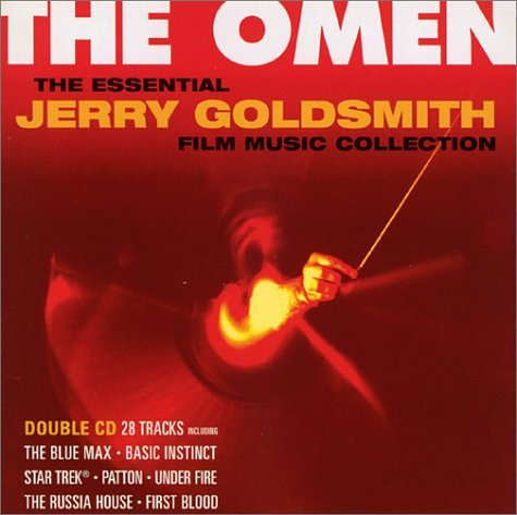 The Omen: The Essential Jerry Goldsmith Film Music Collection (Film Score Anthology) ()