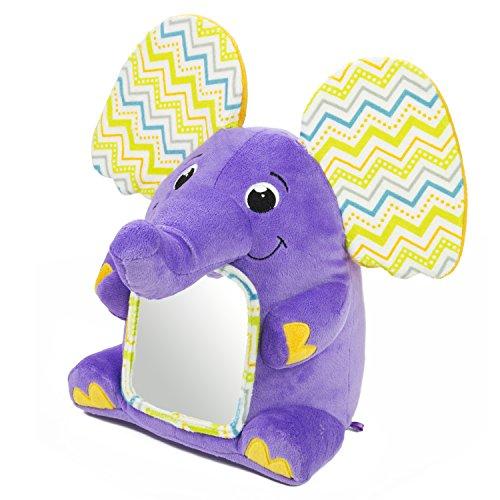 Kiddopotamus Have It All Ball Plush Peek-A-Boo Toy