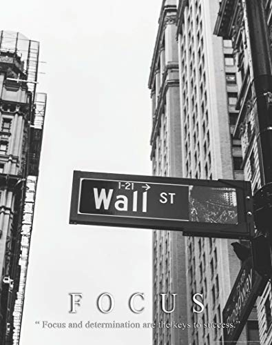 (Stock Market Motivational Poster Art Print 11x14 Focus Warren Buffett Chicago New York Stock Exchange Wall Street)