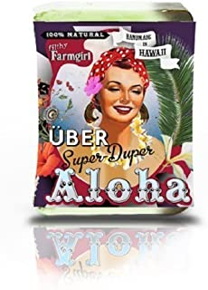 product image for Filthy Farmgirl, Soap Bar Uber Super Duper Aloha, 1 Count