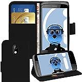 Foto Orzly HTC Desire 500 NERO Esecutivo della copertura di caso ...